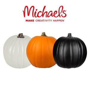 $9.9 Medium Craft Pumpkins