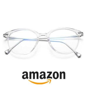 $17.99 Vintage Round Clear Glasses