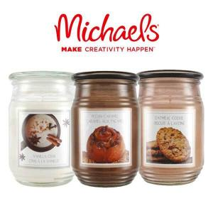 3 for $9.99 Fall Jars Candle