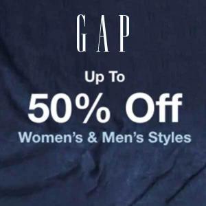 40% Off Men's and Women's Styles