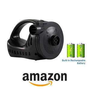 23% Off Electric Rechargeable Portable Air Pump