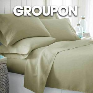 Up to 79% OffMicrofiber Merit Linens Bed Sheets Sets (6-Piece)