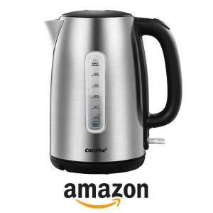 19% Off Comfee' Glass Cordless Electric Kettle
