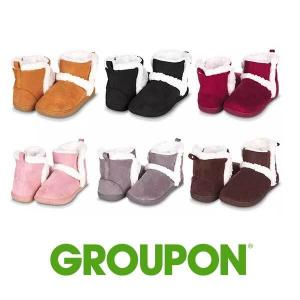 75% Off Floopi Sherpa Fur Lined Bootie Slippers