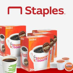 $39.99 for Select K-Cup Pods & More Great Deals