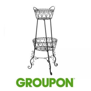 50% Off 2-Tier Plant Stand