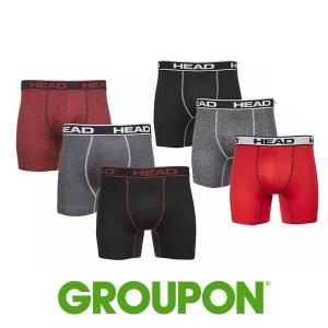 Up to 70% Off Head Men's Performance Boxer Briefs