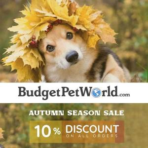 Autumn Season Sale: 10% Off Discount On All Order w/ Code