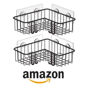 17% Off Smartake Corner Shower Caddy 2-Pack