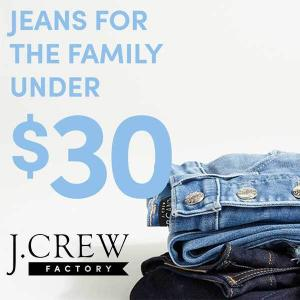 All Jeans for $30
