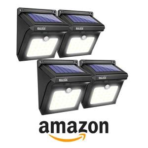 47% Off Baxia Technology Outdoor Solar-Powered Lights