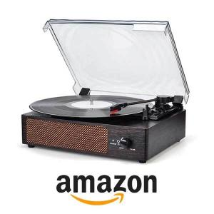 16% Off Record Player Turntable