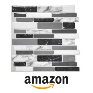 21% Off Art3d Peel and Stick Kitchen Backsplash Wall Tile