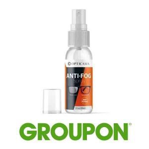 Up to 52% Off Opticama Anti-Fog Spray for Glasses