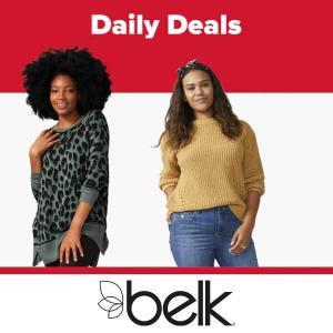 $22 Women's Sweaters & Dresses