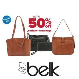 Up to 50% Off Designer Handbags