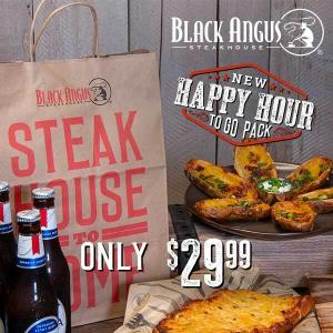 Happy Hour To-Go-Pack $29.99