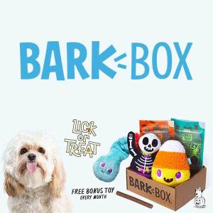 Halloween Candy Themed October BarkBox