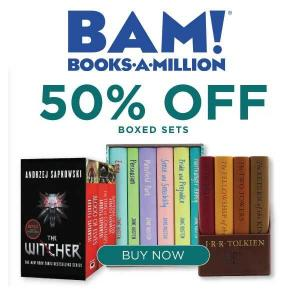50% Off Boxed Set