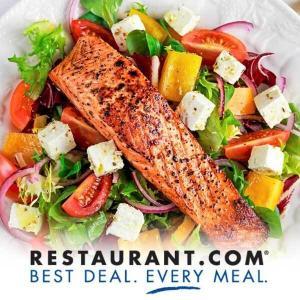 4 $25 Restaurant.com eGift Cards for $16