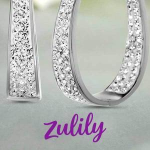 Up to 80% Off Jewelry with Swarovski Crystals