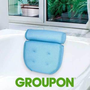14% Off Quick-Dry Bath Pillow