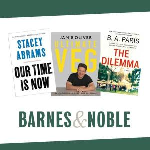 50% Off Select Books