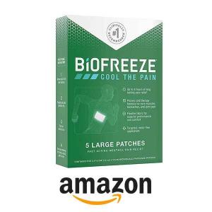 25% Off Biofreeze Pain Relief Patch