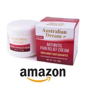 32% Off Australian Dream Arthritis Pain Relief Cream