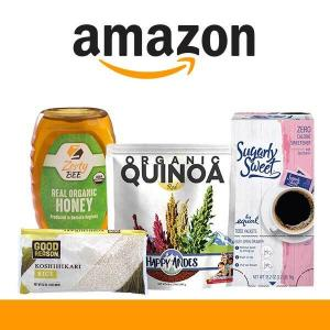 Up to 20% Off Grocery Essentials by Amazon Exclusive Brands