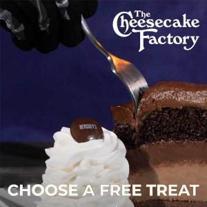 Choose a Free Treat w/ Pick-Up Purchase