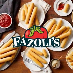 6 Free Breadsticks