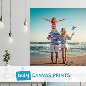 93% Off Customized Canvas Prints