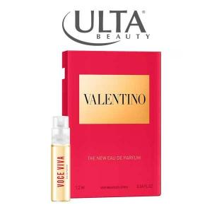 Free Voce Viva sample with Valentino Uomo, Donna, Voce Viva Purchase