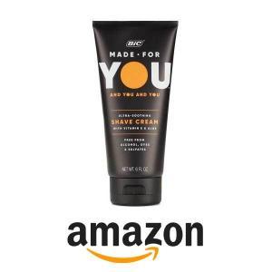23% Off Made For You Shaving Cream for Men & Women