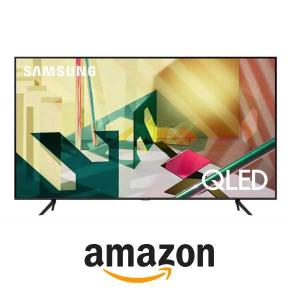 32% Off Samsung 75-Inch QLED 4K Smart Television