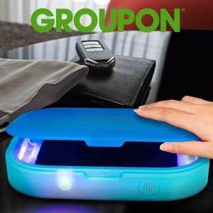 75% Off Aduro U-Clean Ultraviolet Sanitizing Box