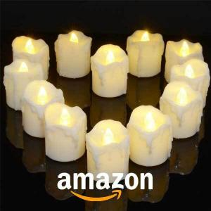 6% Off 12 Pc Flameless Candles