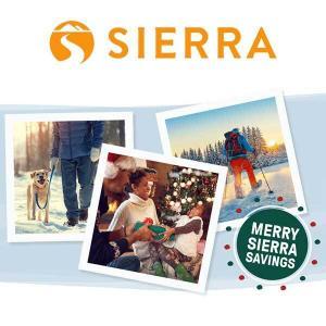 Merry Sierra Savings