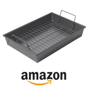 15% Off Chicago Metallic Professional Roast Pan with Non-Stick Rack