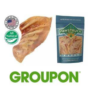 Up to 16% Off Pawstruck Natural Jumbo Pig Ears for Dogs