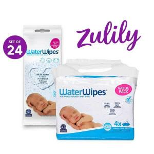 Up to 20% Off WaterWipes