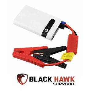 5% Off Black Hawk Portable Multi Function 12V Vehicle Jump Starter Kit