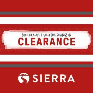 Clearance: Average Savings of 60% Off