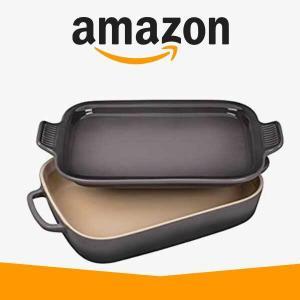 23% Off Stoneware Dish w/ Platter Lid