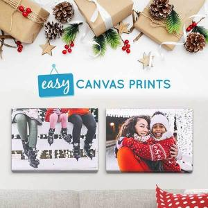 LIMITED TIME ONLY: 93% Off Customized Canvas Prints