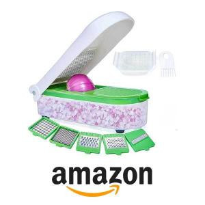 20% Off LHS Vegetable Chopper with 5 Blades