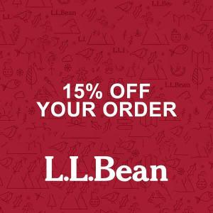 15% Off Your Order w/ Code