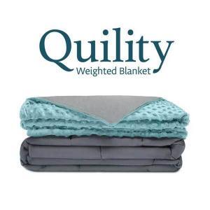 6% Off Premium Weighted Blanket