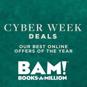 Cyber Week Deals: Up to 50% Off